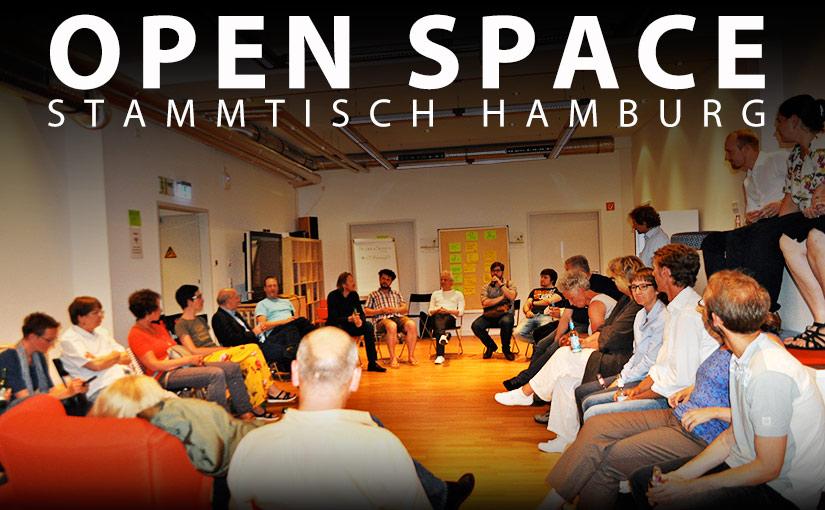 Open Space Stammtisch Hamburg | Juli 2015