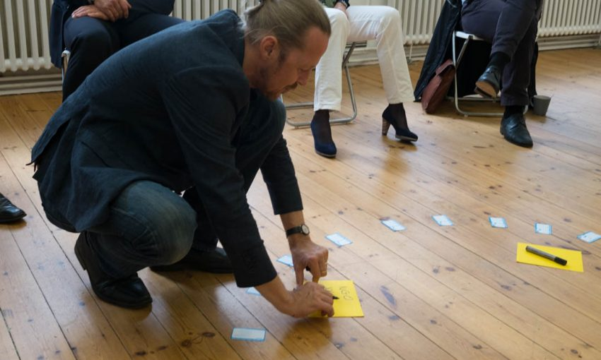 Session-Planung Open Space