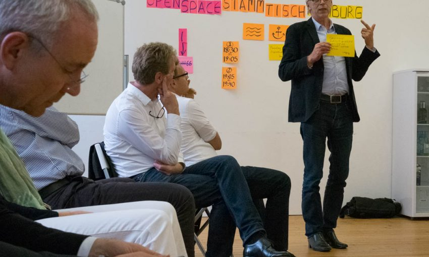 Open Space Session Planung